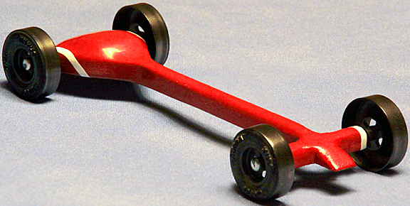 Why more people should be building pinewood derby cars